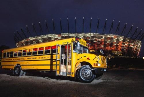 School Bus NEW YORK (transfery-wycieczki) 1-40 pasażerów